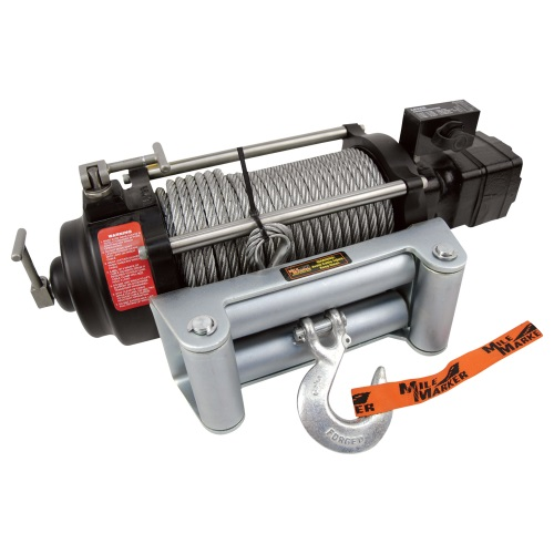 Mile Marker H10500 10,500lbs Hydraulic Winch