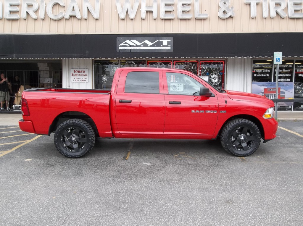 Dodge Ram 1500 Gallery Awt Off Road