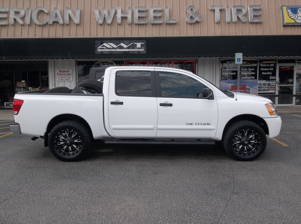 Nissan Titan Gallery Awt Off Road