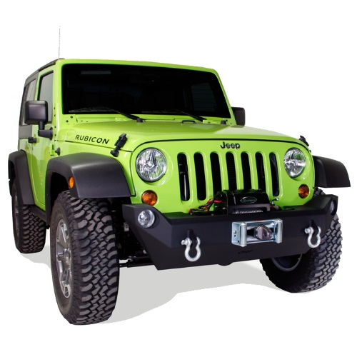 OR-Fab HD Mid Width Center Winch Front Bumper