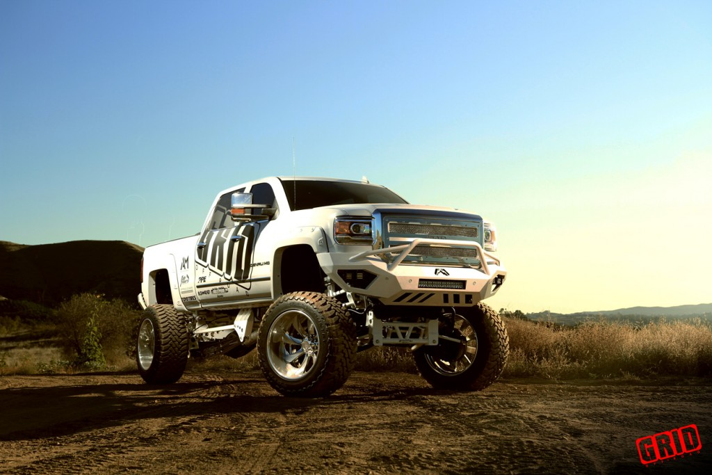 Gmc Sierra Gallery Awt Off Road 2019