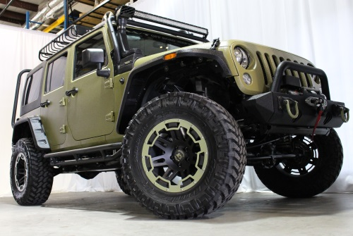 AWT Off Road Jeep ...