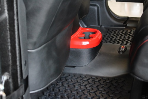 AWT Off Road Jeep Edition Rugged Ridge Black Floor Liners
