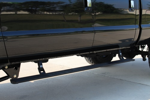 Amp Research Power Retractable Running Boards