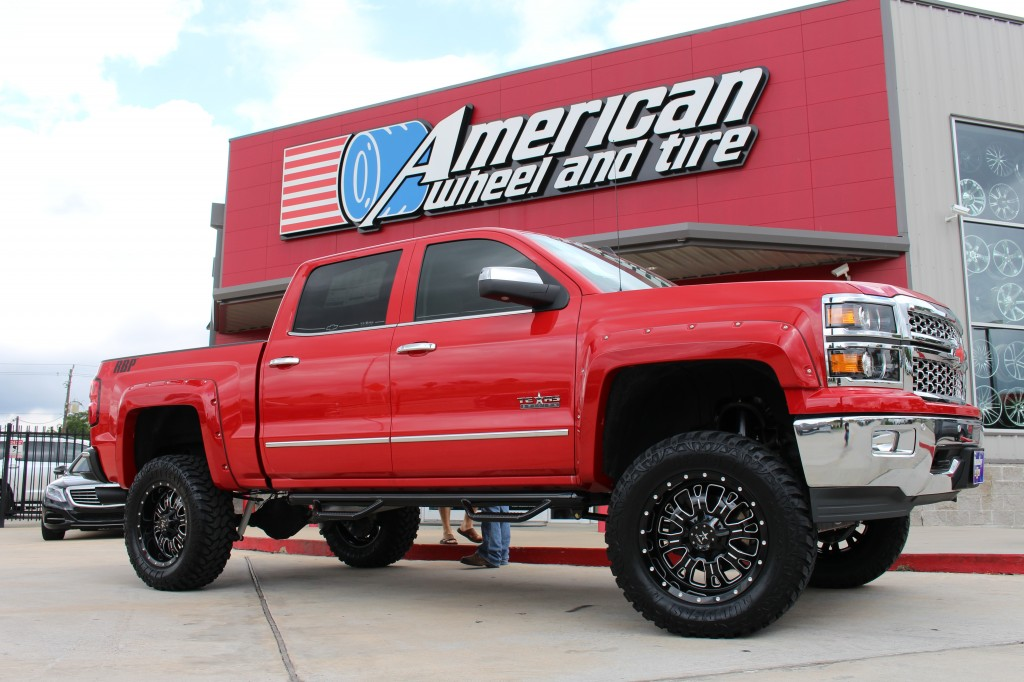 Chevrolet Silverado 1500 Awt Off Road
