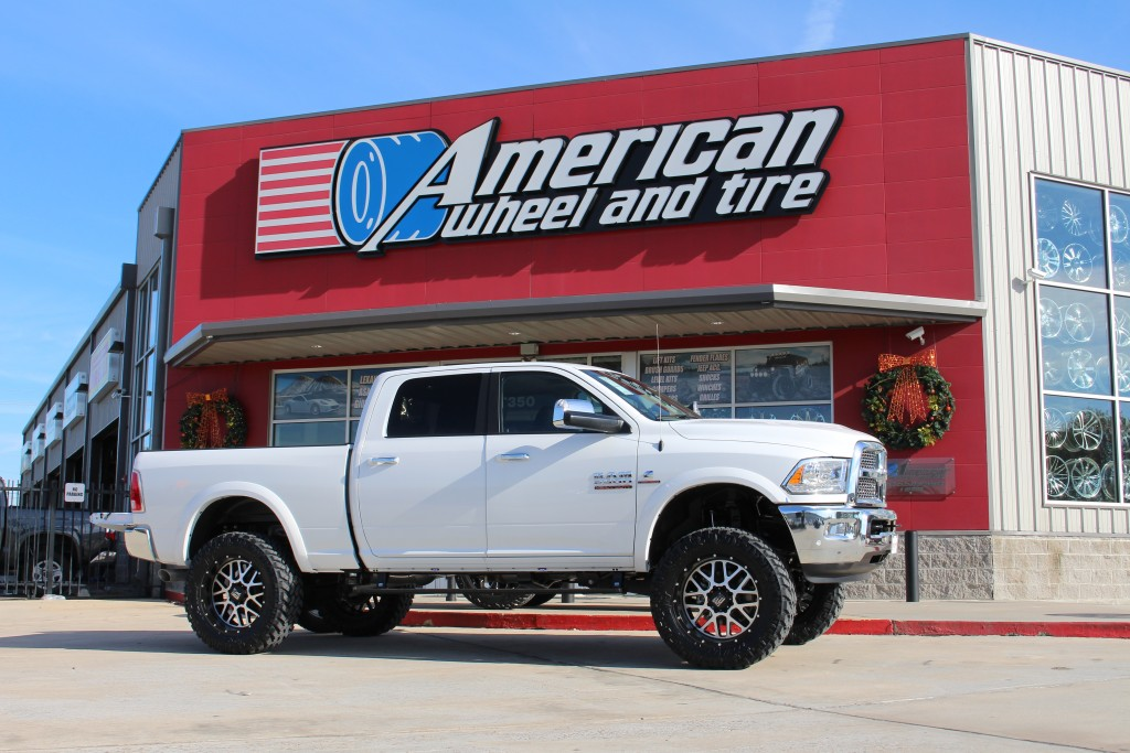 Dodge Ram 3500 Gallery | AWT Off Road 2019