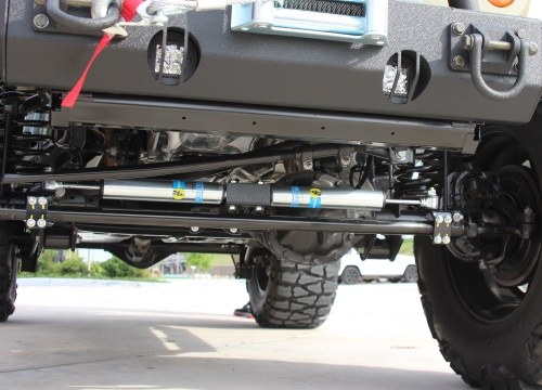 AWT Off Road Jeep Edition Bilstein 5100 Series Steering Stabilizer