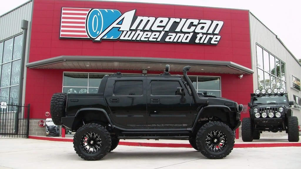 Hummer H2 Gallery Awt Off Road