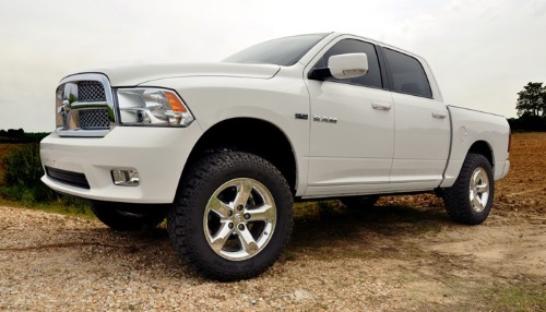 "Rough Country 1.25"" Dodge Ram 1500 Body Lift Kit"