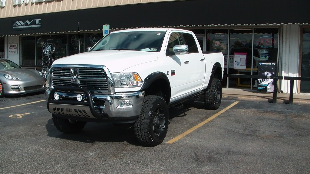 Dodge Ram 2500 Gallery Awt Off Road