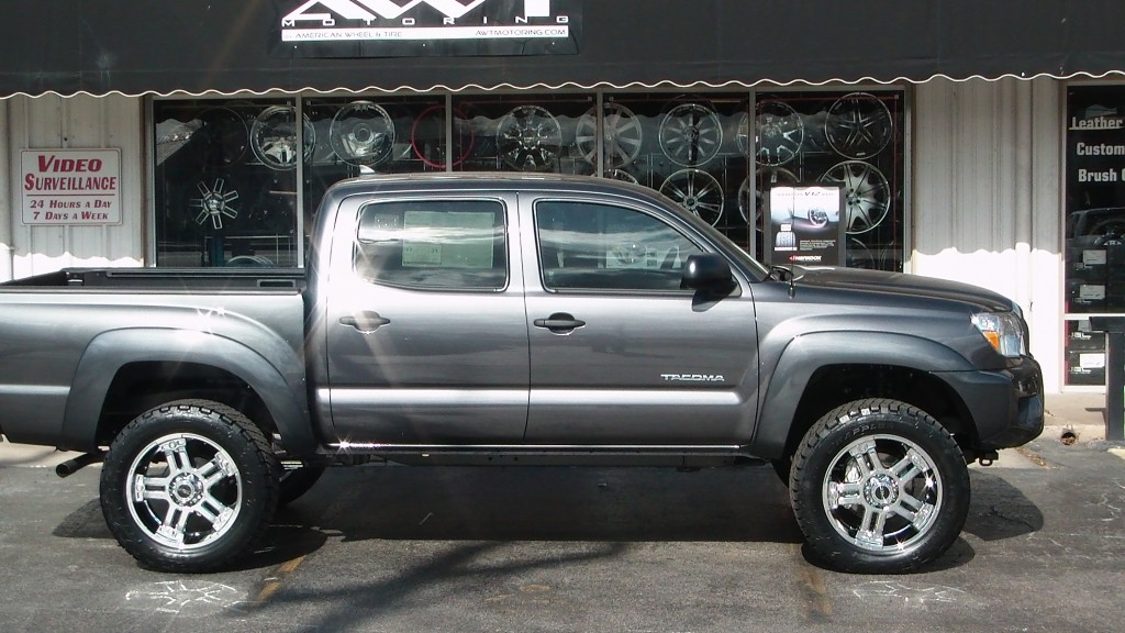 toyota tacoma gallery awt off road. Black Bedroom Furniture Sets. Home Design Ideas